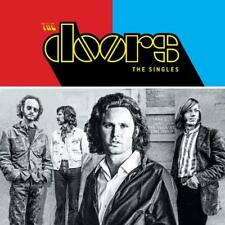 DOORS THE SINGLES REMASTERED 2 CD DIGIPAK NEW