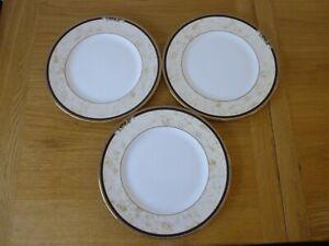3 Wedgwood Cornucopia Dinner Plates
