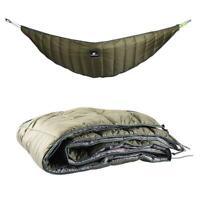 Hängematte Underquilt Ultraleicht unter Quilt Decke Komfort für Camping J4H9