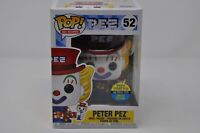2019 SDCC TOY TOYKO Funko Pop! AD ICONS PETER PEZ OFFICIAL STICKER