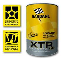 BARDAHL XTR C60 RACING 39.67 5W50 AUTO 1 LITRO