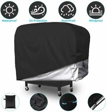 """57"""" Heavy Duty BBQ Cover Waterproof Barbecue Grill Protector Outdoor Garden"""