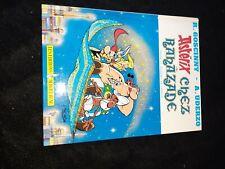 Astérix/&Obélix-Scène nos héros sur le tapis-34 cm-Résine Polychrome-2001