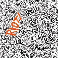 Paramore - Riot Vinyl LP Atlantic