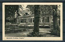 Ansichtskarte Gaststätte Forsthaus Templin - 00972