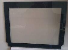 CDA SK110SS etc OVEN DOOR INNER GLASS, 538x425 Genuine (SK110.20)