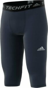 Adidas Men's Training Techfit 3/4 Tights, Color Options