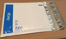 """15 count double use eBay-Branded Padded DVD Airjacket W Blue Print 6.5 x 8.75"""""""