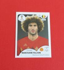 2018 Panini Soccer World Cup Marouane Fellaini Sticker #523***Belgium***
