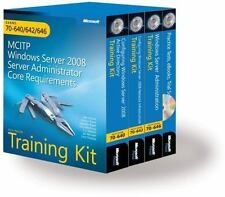 MCITP Self-Paced Training Kit (Exams 70-640, 70-642, 70-646): Server-ExLibrary