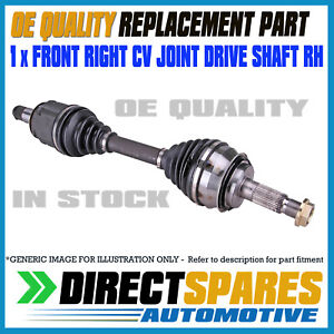 RIGHT CV Joint Drive Shaft fits Toyota Yaris NCP90 NCP91 NCP93 1.3L 1.5L 05-11