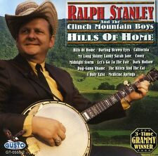 Ralph Stanley - Hills of Home [New CD]