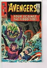 Avengers 1st Edition Fine Grade Comic Books