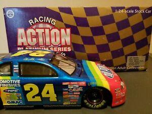 JEFF GORDON 1998 DUPONT 1/24 ACTION DIECAST CAR LIMITED EDITION