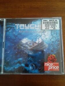 Taucher - Return to Atlantis - CD (1996)