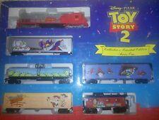 TOY STORY 2 ~ ELECTRIC TRAIN SET HO SCALE WALT DISNEY FACTORY SEALED