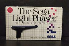 Sega Light Phaser Model 3050 for the Sega Master System SMS Boxed