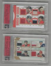 2014 Fall Expo ITG Ultimate Archives Franch. Favs GOLD  UA1/1 Roenick Esposito +