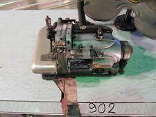 Singer 246K45 2 Faden Industrie Overlock Nähmaschine Overlockmaschine #0902