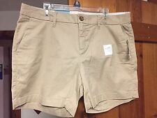 Old Navy San Francisco Shorts Sz. 6 Tan