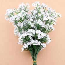 20x Fake Künstlich Schleierkraut Gypsophila Seide Blume Kunstpflanze Hochzeit