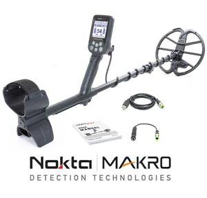 Nokta Simplex+ Waterproof Metal Detector 2 Year Warranty