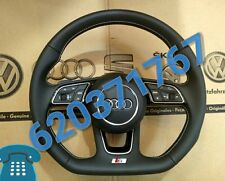 NEW LENKRAD VOLANTE MULTIFUCION DSG AUDI A1 A4 A5 A7 A6 A3 S-LINE S5 S4 Q5 Q7 Q3