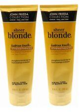 John FriedaSheer Blonde STRENGTHENING CONDITIONER (pack of 2) 250ml each