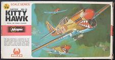 Hasegawa JS-114 - CURTISS MK.1 A KITTY HAWK - 1:72 - Flugzeug Modellbausatz -KIT