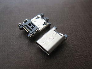 "Micro USB Charging Port Data Sync Connector 7"" Amazon Kindle Fire HD X43Z60 USA"