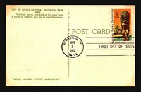 US SC# C84 FDC / City Of Refuge Postcard - L2424