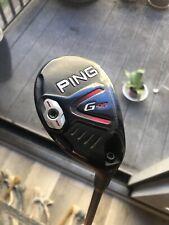 New listing Ping G410 4-Iron Hybrid Right Hand Golf Club 22 Degree, Stiff Shaft