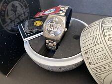 Fossil Star Wars Death Star 20th Anniversary Watch Limited Edition NIB