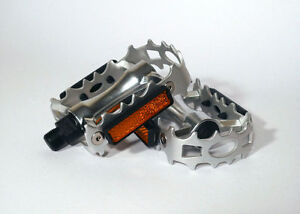 "Alloy 9/16"" Bicycle Pedals, Commuter, Road, BMX, MTB,Touring."