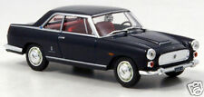 wonderful modelcar Lancia Flaminia Coupé 3B in darkblue - scale 1/43