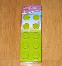 Lego Friends Pencil Case Green New