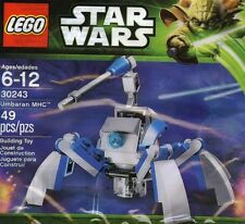 Lego Star Wars Clone Wars Promo Mini Set 30243 Umbaran MHC, SEALED NEW RARE