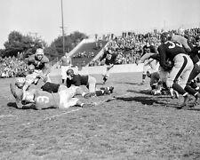 1938 Detroit Lions DUTCH CLARK vs Cleveland Rams Glossy 8x10 Photo NFL Poster