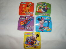 5 Mickey Mouse Club House  Stickers Party Favors