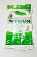 Hoover WindTunnel Y Anti-Allergen Vacuum Filter Bags replaces 4010100Y