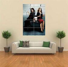 Rizzoli E Isles Nuevo Gigante gran impresión de arte cartel Imagen Pared G1505