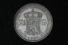 Netherlands - 2-1/2 gulden 1930 *quality* (#58)