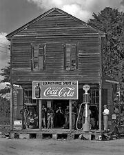 "1930's Walker Evans Crossroads Store Sprott Alabama 20""x16"" Black & White Print"