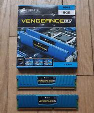RAM DDR3 CORSAIR VENGEANCE 8GB (2x4 GB)