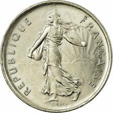 [#734491] Coin, France, Semeuse, 5 Francs, 1971, Paris, AU(55-58), Nickel Clad