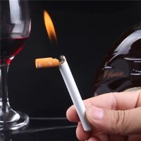 Cigar Torch Butane Lighter Windproof Refillable Cigarette Flame FREE SHIPPING
