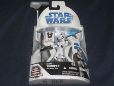 STAR WARS THE CLONE WARS NO.21 CLONE TROOPER W/ SPACE GEAR 2008 ACTION FIGURE