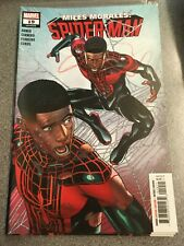 MILES MORALES SPIDERMAN #19 1ST PRINT OUTLAWED MARVEL COMICS