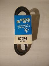 Drive Rite Automotive Serpentine Belt Part # 575K4