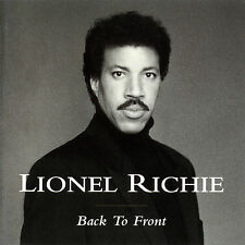 LIONEL RICHIE: BACK TO FRONT THE VERY BEST OF CD 16 GREATEST HITS / NEW